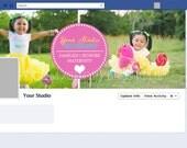 Facebook Timeline PSD Cover