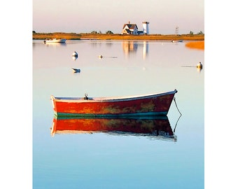 Chatham, Cape Cod Iconic Photographic Poster Print by photographer Christopher Seufert (Signed)