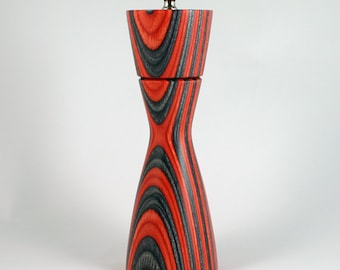 Unique pepper mills etsy - Novelty pepper grinder ...