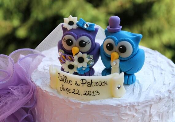 Etsy Bird Cake Topper
