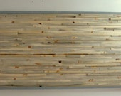 Reserved For Jan Reclaimed Wood Wall Art Narural Wood large  Art  Sculpture Painting