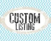 Custom Listing (ELEPHANT OUTFIT/BEANIE)