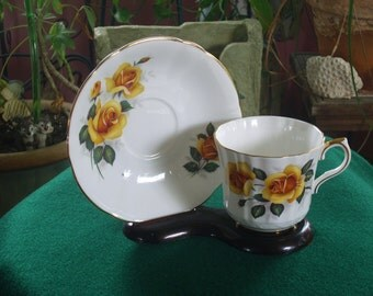 Royal Lanbil Tea Cup and Saucer