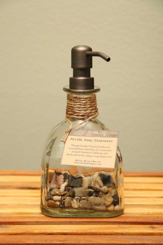 Patron Soap Dispenser