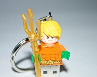 128GB Aquaman USB Flash Drive with Key Chain