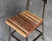The Chairman- Salvaged industrial chair