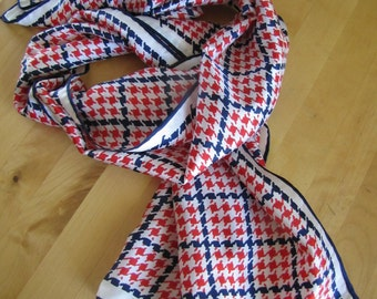 Marching On - Vintage Echo Scarf