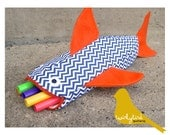 Fish Pencil Holder PDF (INSTANT DOWNLOAD Sewing Pattern)