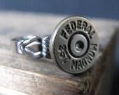 Bullet Ring 357 Magnum - Adjustable - Variety