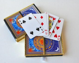 Vintage Congress Playing Cards - Astrology