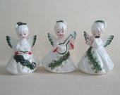 Lefton Christmas Musical Angels Set of Three