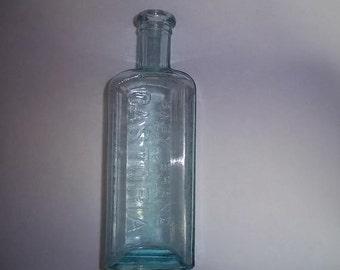 Baby Brand Castoria bottle