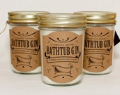 Bathtub Gin Candle