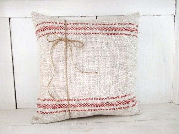 Farmhouse Pillow Christmas Pillowdecorative Pillows Vintage