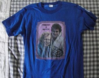 Vintage Starsky And Hutch Tshirt