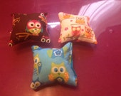 OWL Catnip Toy/Pillow