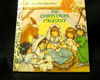 First Little Golden Book, The Christmas Pageant