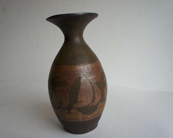 Mid Century Vase by Stoneware Designs West