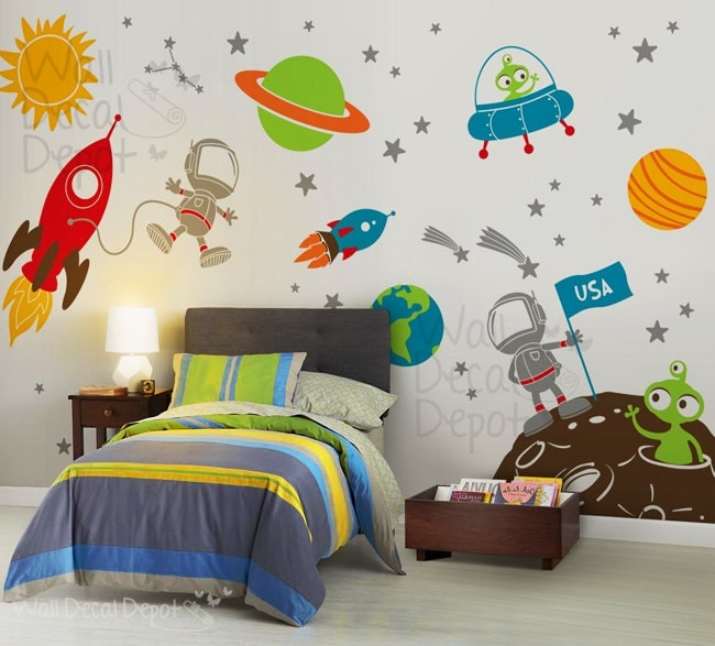 High Quality Large Space Shuttle Atlantis Wall Decal Part 25