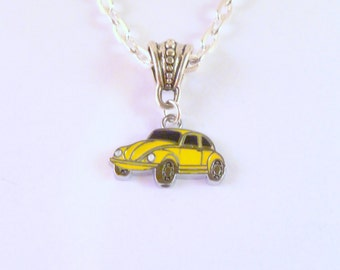 VW Beetle Necklace