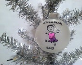 Personalized Ornament Dance