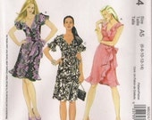 McCall's Sewing Pattern M6024 - Misses' Dresses (6-14 or 16-20)