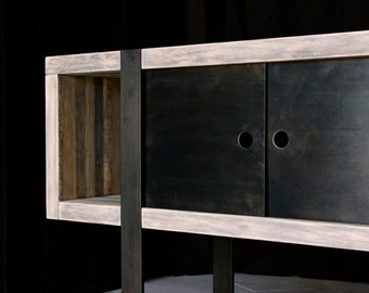 7' sideboard