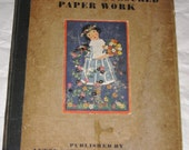 Cizek Vienna Art Book.....Children's Art Book............Antiquarian Book.....1927.....P1