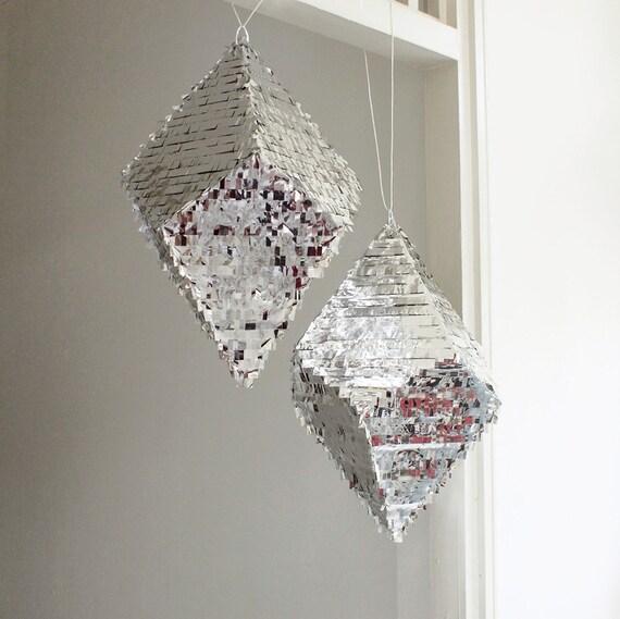 Geometric Crystal Pinata
