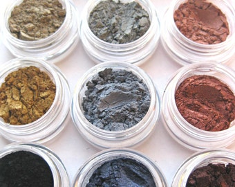 EYECANDY Eyeshadow Palette: Your Choice of 4 Eyeshadow Colors