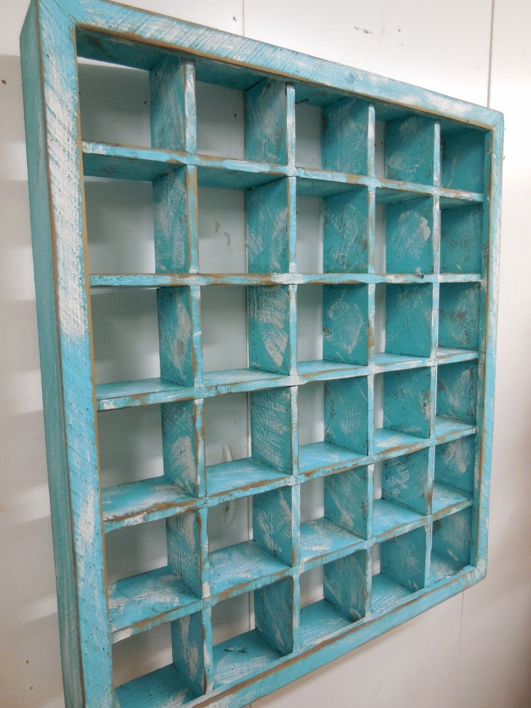 primitive shadow box primitive wall shelf shabby chic wall. Black Bedroom Furniture Sets. Home Design Ideas