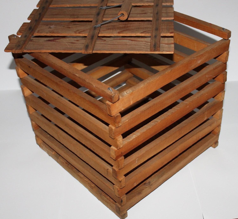 Vintage Egg Crate 23