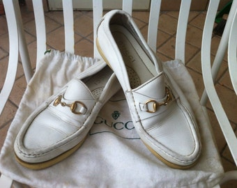 Boat Gucci shoes