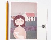"Postcard ""Mary Murphy"""