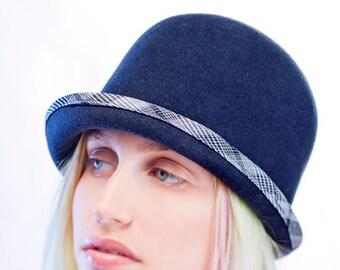 Classic Cloche Hat, Ann