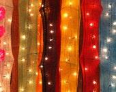 Handmade Natural hanging lantern patio wedding party night light home living room display light gift present