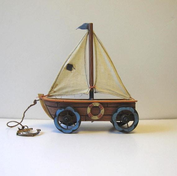 Vintage Pull Toy 42