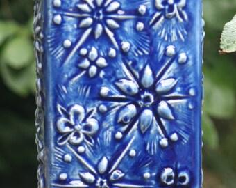 """Scheurich """"KOSMOS"""" 263-21 vase, 21 cm /  8.6 inches"""