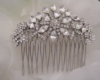 wedding hair piece,bridal hair piece,wedding hair accessories,bridal comb hair,bridal hair comb,wedding comb,wedding hair comb,crystal hair