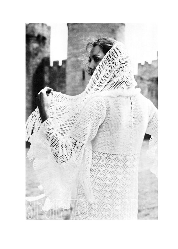 Crochet Wedding Dress Pattern Crochet Wedding By