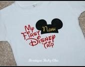 My first Disney Trip