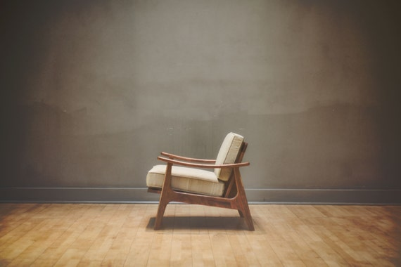 Midcentury Modern, Accent Chair, Furniture, Lounge, Chair, Danish, Modern,