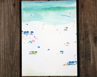 Simple Day at the Beach 2