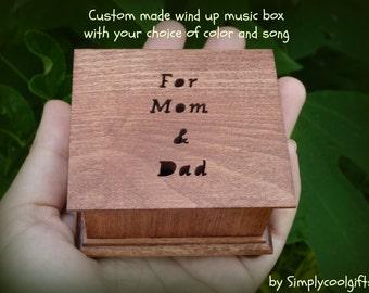 music box, wooden music box, musicbox, custom music box, custom made music box, wedding music box, music box songs, personalized music box