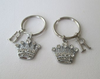 2 Crown, Initial Keychains