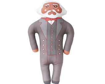Frederick Douglass Doll - LIMITED EDITION