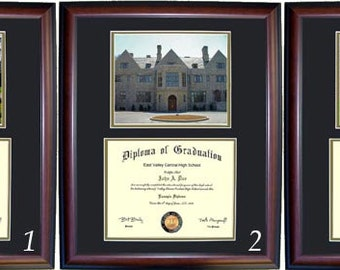Fairfield Diploma Frame