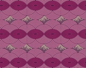 CLEARANCE - BUNGALOW by Joel Dewberry for Free Spirit Fabrics - Cloud Cover (Lavendar Luxe) - 1 Yard - Quilting Weight Cotton Fabric