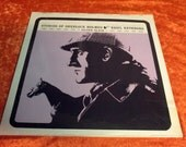 Vintage Sherlock Holmes Basil Rathbone Vinyl Record Album Sealed Unopened 1967 Silver Blaze Stories Vol 4