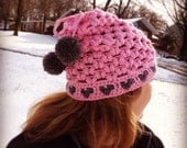 Wrapped in love Slouch Hat , Valentines Day